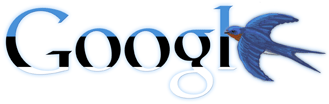 Google Logo: Estonian Republic Independence Day - Celebrates the declaration of independence in 1918.