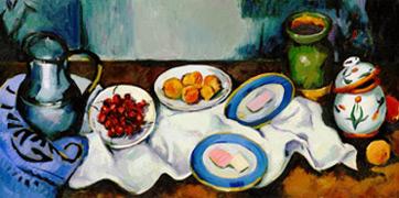 Geburtstag von Paul Cézanne